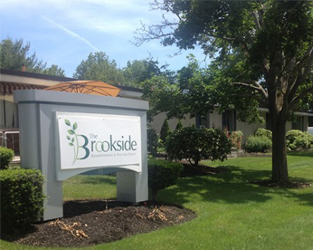 Brookside-Entrance
